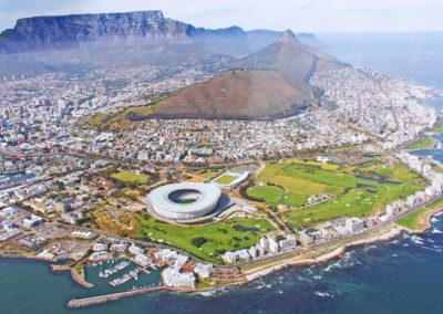 Cape Town with Africa Pride