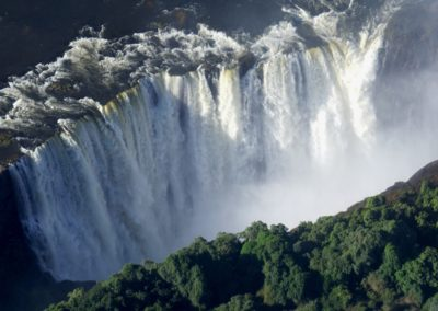 Victoria Falls with Africa Pride